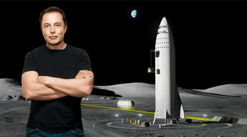 Маск и космическая программа