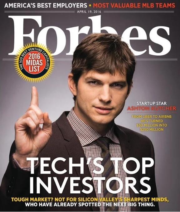 Самый популярный номер за всю историю журнала Forbes
