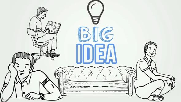 Лучшие идеи часто лежат на поверхности