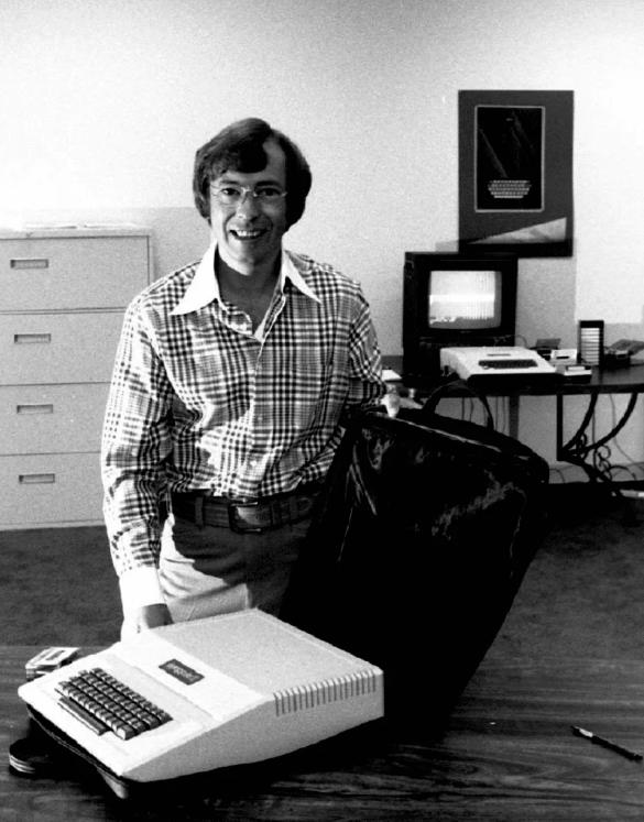 Майк в Apple