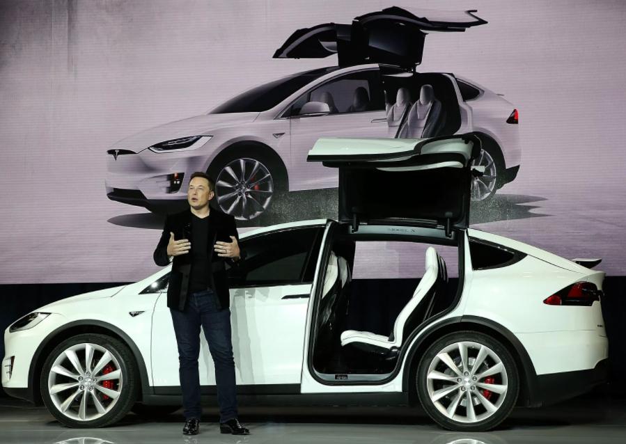 Тесла- еще один проект